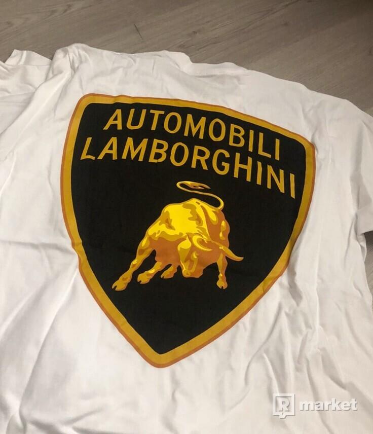 Supreme x Lamborghini Tee