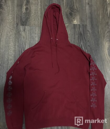 Independent x Thrasher Pentagram Cross hoodie