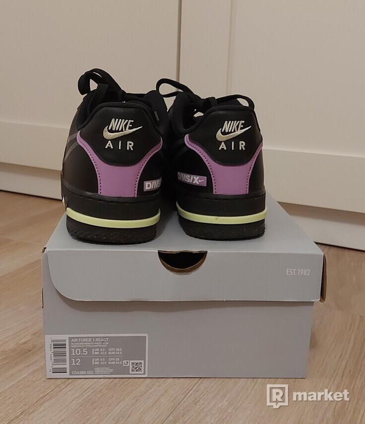 Nike air force react