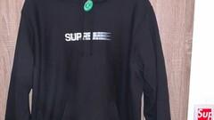 Supreme Motion Logo Hoodie