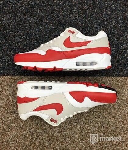 Nike Air Max 90/1 University Red