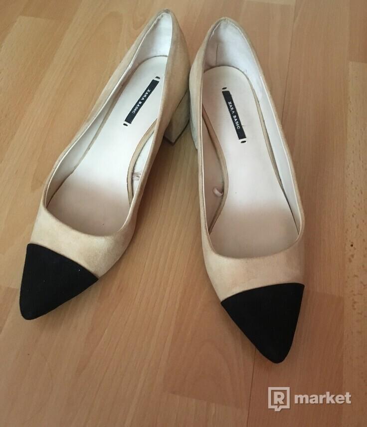 Topánky Zara