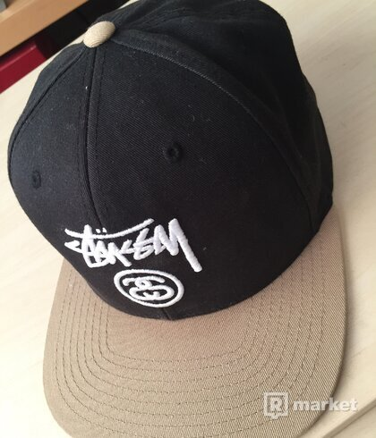 Stussy Stock Lock SP16 Cap