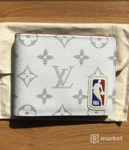 Louis Vuitton X NBA Wallet