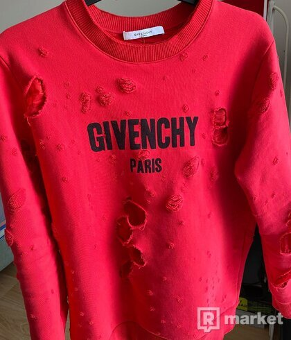 Givenchy crew neck