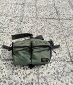 Carhartt WIP Military Hip Bag Olive