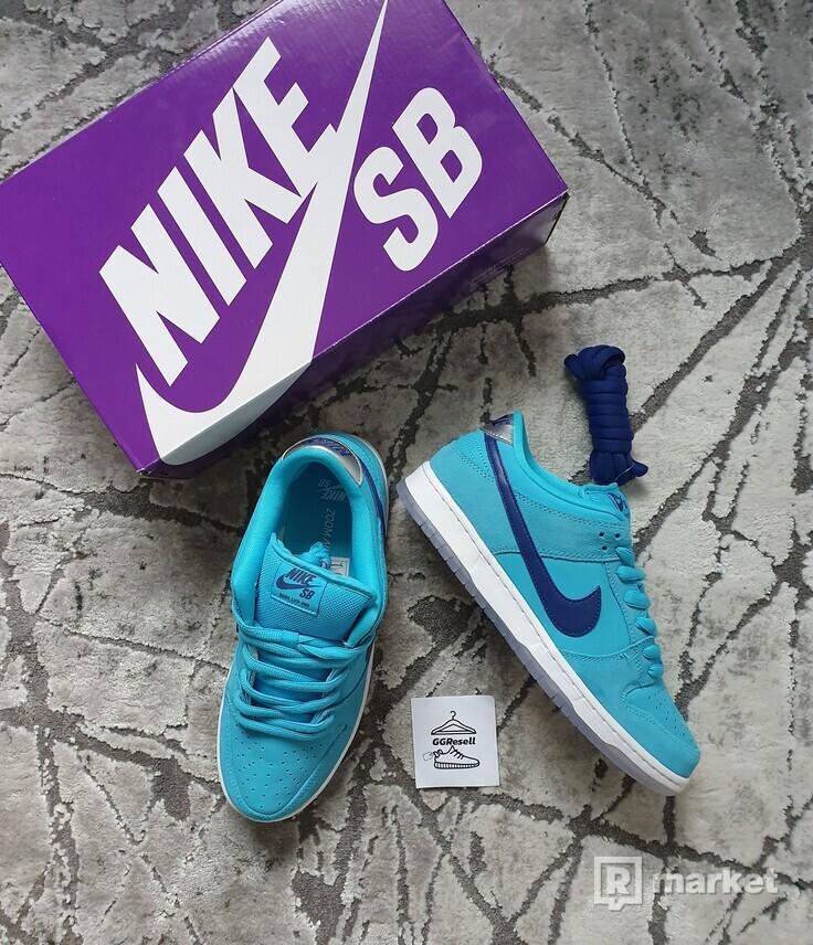 "Nike Sb Dunk Low Pro ""Blue Fury"""