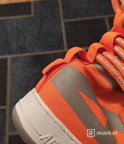 Nike SF Air Force 1 High Total Orange
