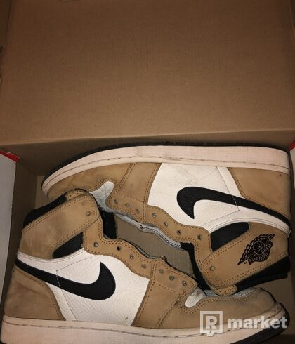 "AIR JORDAN 1 ""Rookie Of The Year"""