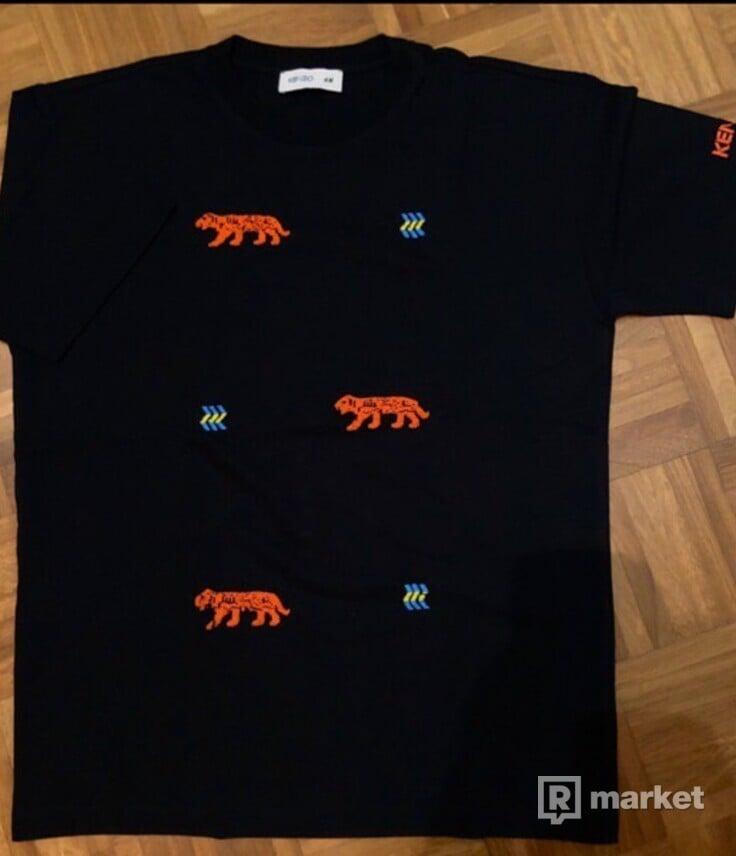 H&M x Kenzo tričko