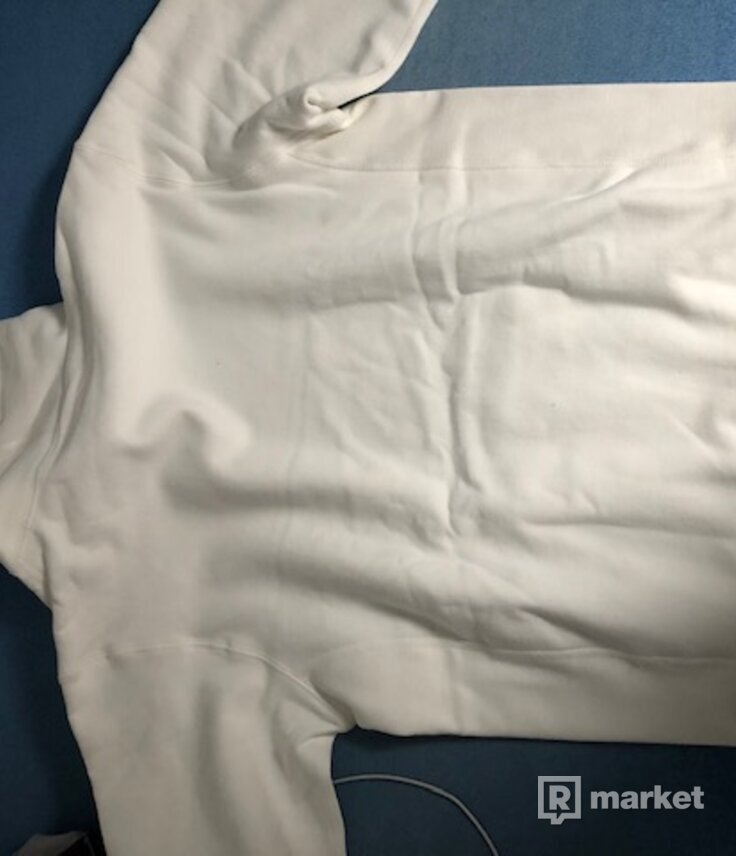 Small Box Hooded white M