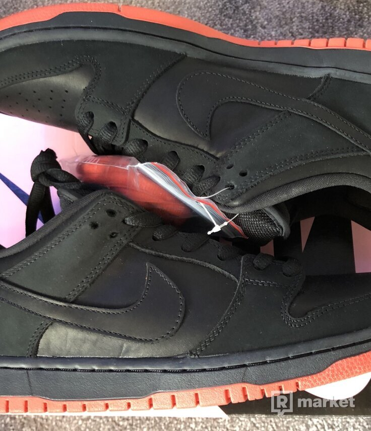 Dunk SB Black Pigeon