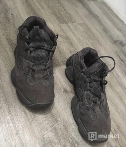 WTS Yeezy 500 Utility Black