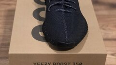 Yeezy boost 350 v2 black non reflective