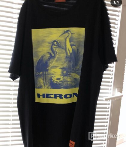Heron Preston Birds Tee