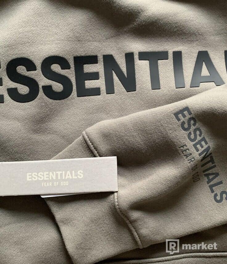 Essentials hoodie