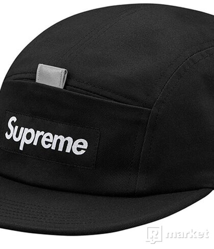 Supreme Reflective Tab Pocket Camp Cap