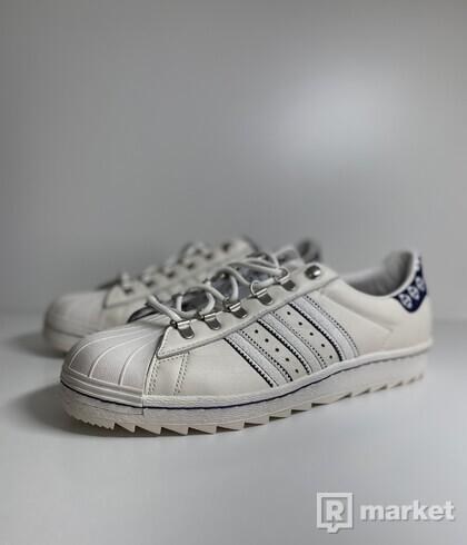 Adidas Superstar Ripple Footshop x Adidas Blueprinting