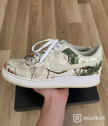 Nike Air Force 1 Low Realtree White