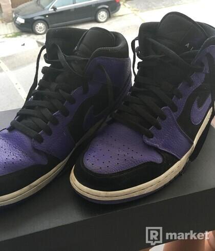Air Jordan Mid