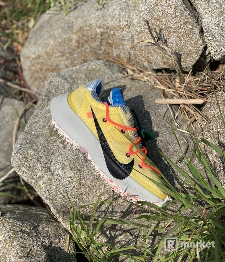 Nike x OW Vaporstreet Yellow