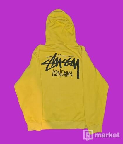 Stussy London 2019 Yellow