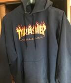 Trasher Flame mikina