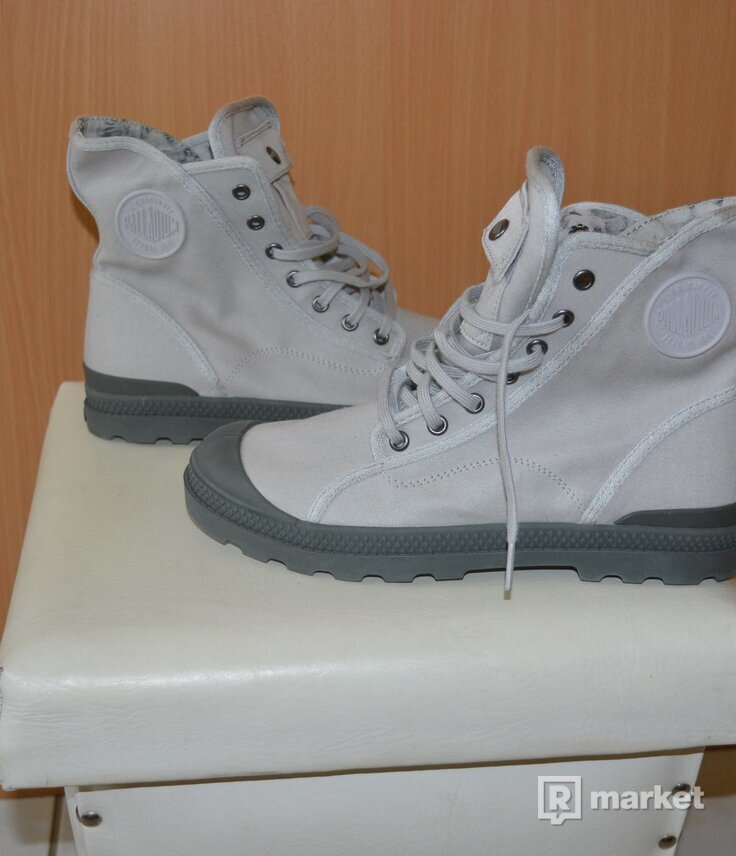 palladium high top – uk7