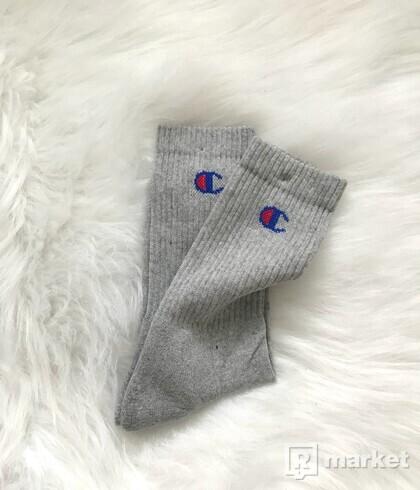 Champion Logo Crew Socks