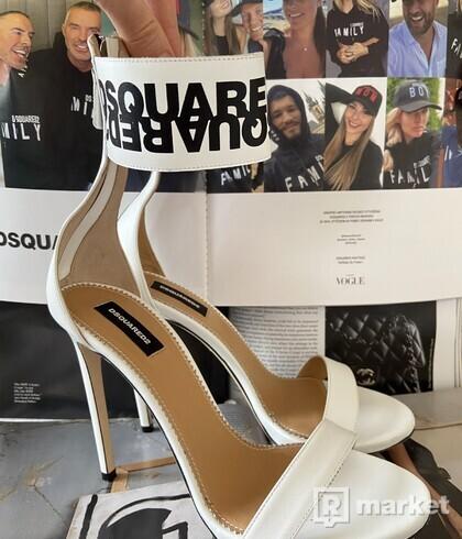 Dsquared2 sexy stiletto sandale vel. 39