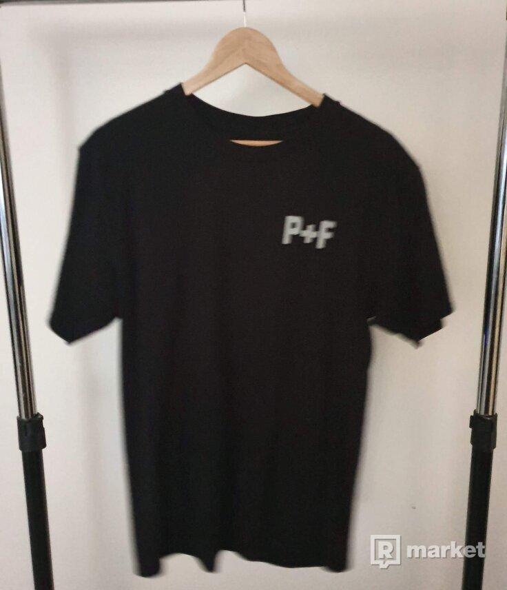 P+F Back Tee