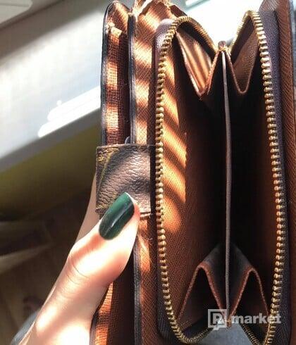 Louis Vuitton - dámska peňaženka