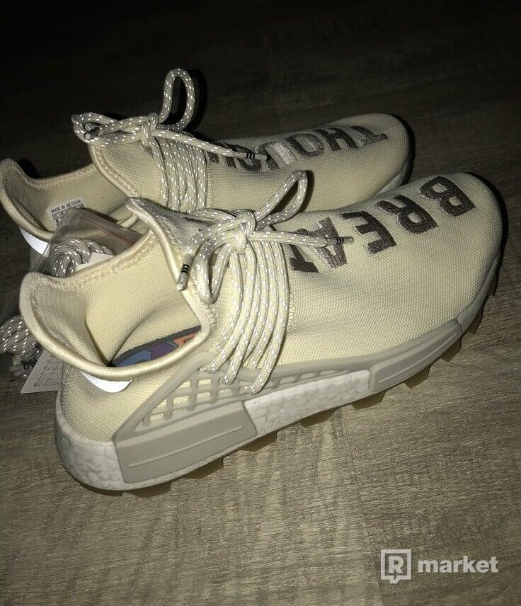 Adidas NMD HU Trail PW Cream White