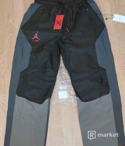 OFF White x Jordan Woven pant black