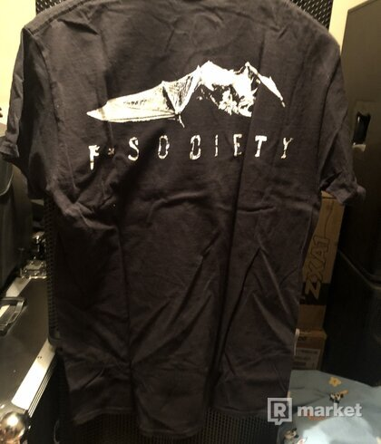 Freak F*Society tee