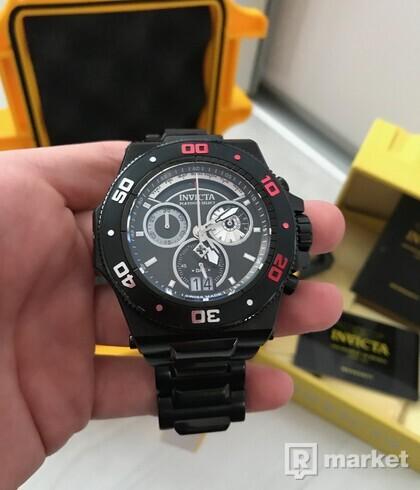 Invicta SWISS Akula pánske hodinky