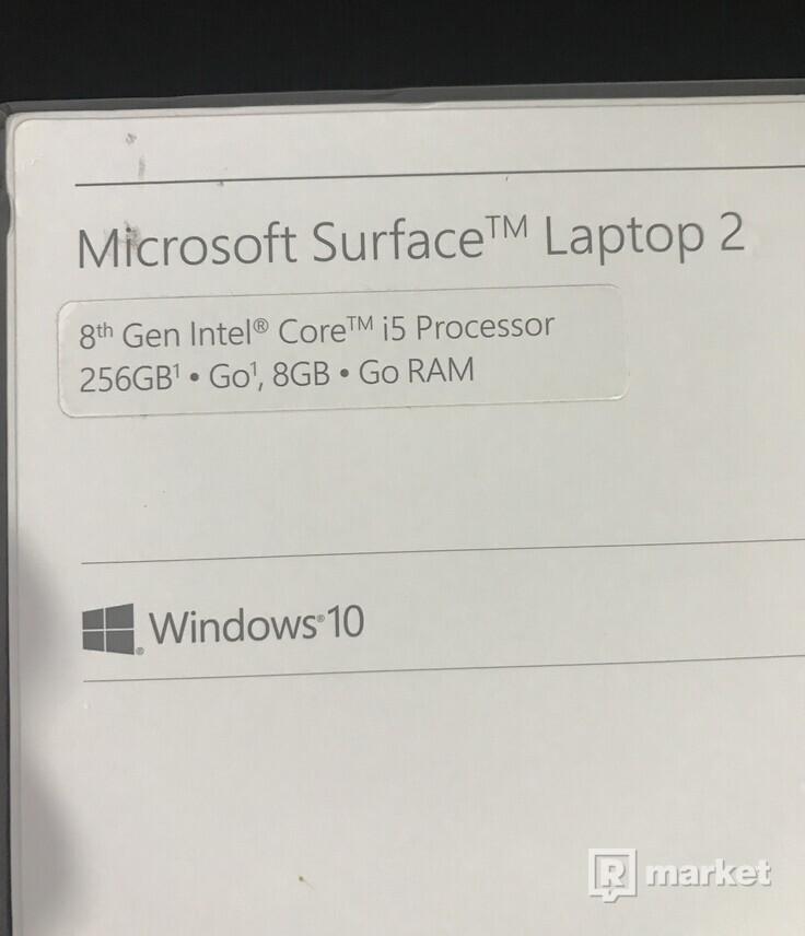 ultrabook Microsoft Surface Laptop 2