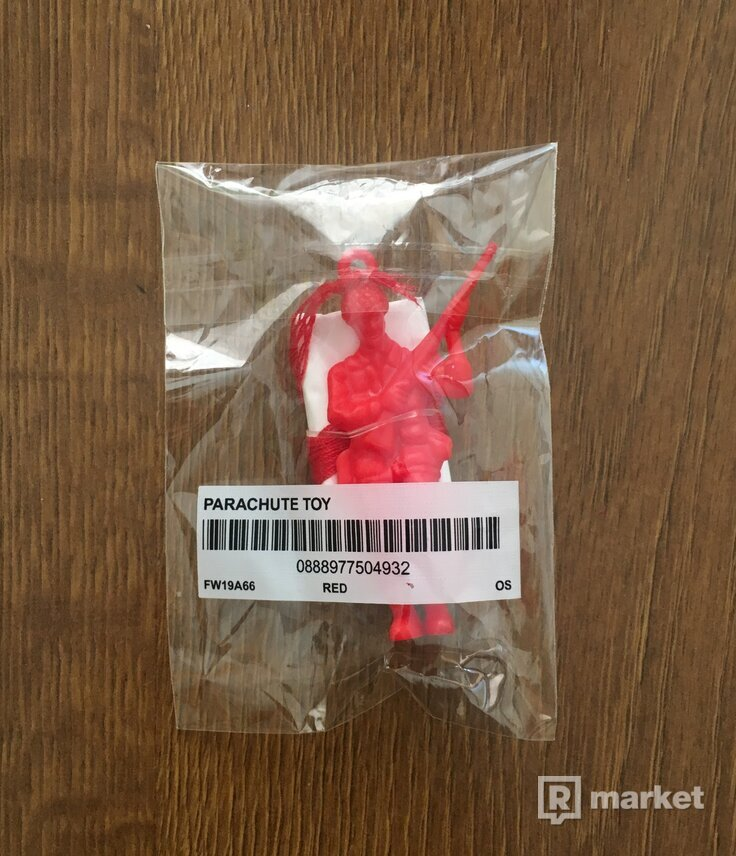 Supreme parachute toy