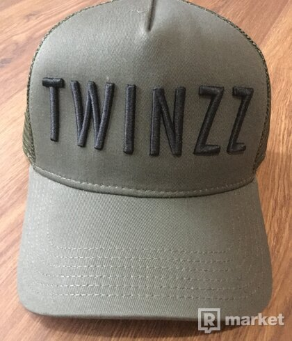 Twinzz Olive cap