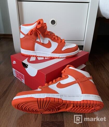 "Nike Dunk High GS - ""Syracuse"""