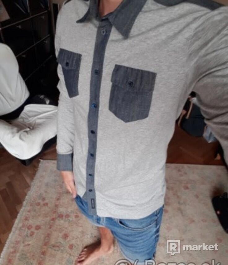 DOLCE & GABBANA - pánska košeľa