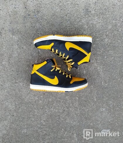 Nike Dunk High CMFT 2014