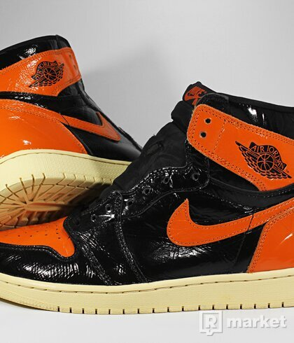 "Air Jordan Retro 1 High OG ""Shattered Backboard 3.0"""