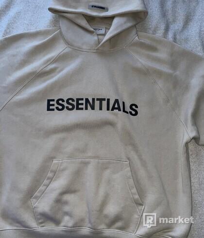 Fear of God Essentials mikina