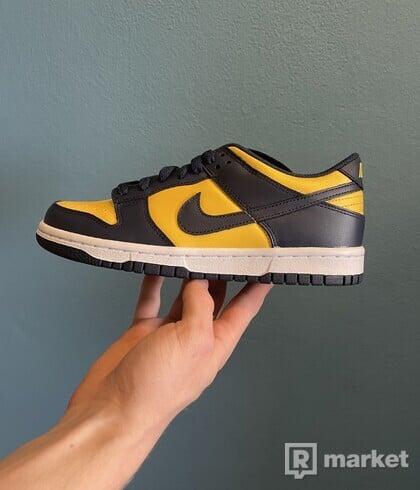 Nike Dunk Michigan Gs - Eu 38