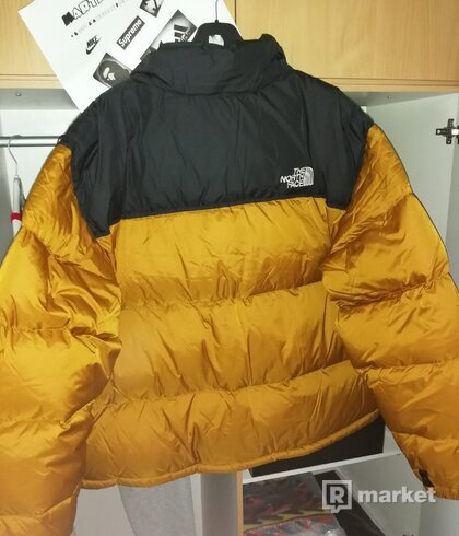The North face puffer retro nuptse