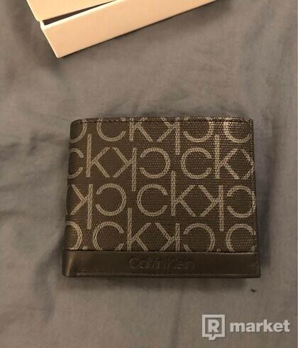Peňaženka Calvin Klein