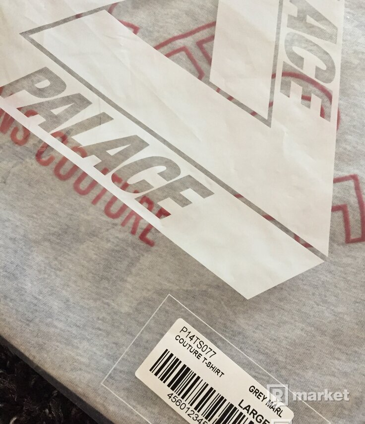 Palace - Means Couture tee