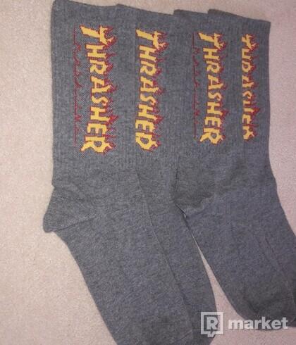Thrasher ponožky