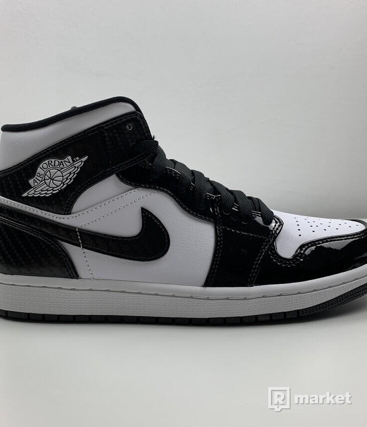 Jordan 1 mid Carbon